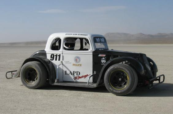 Lapd Racing
